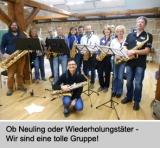 Saxweltworkshop im Kloster Michaelstein
